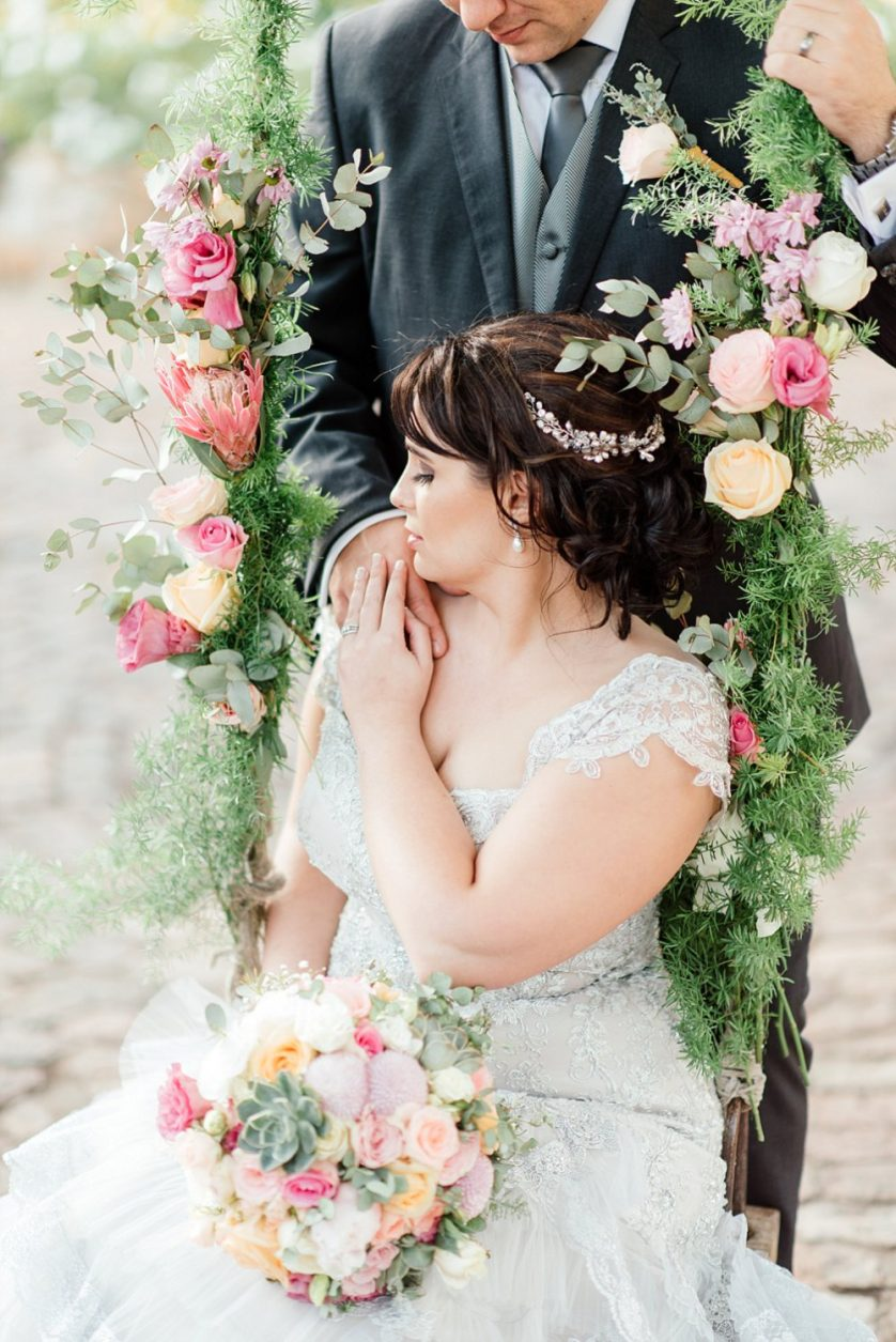 Leandri and Christoff – Langkloof Roses