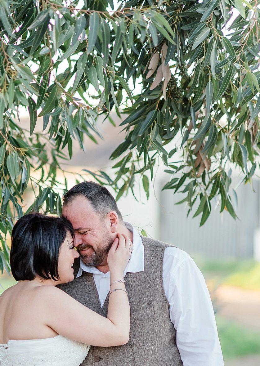 Debi and Werner – Wedding at Rondekuil
