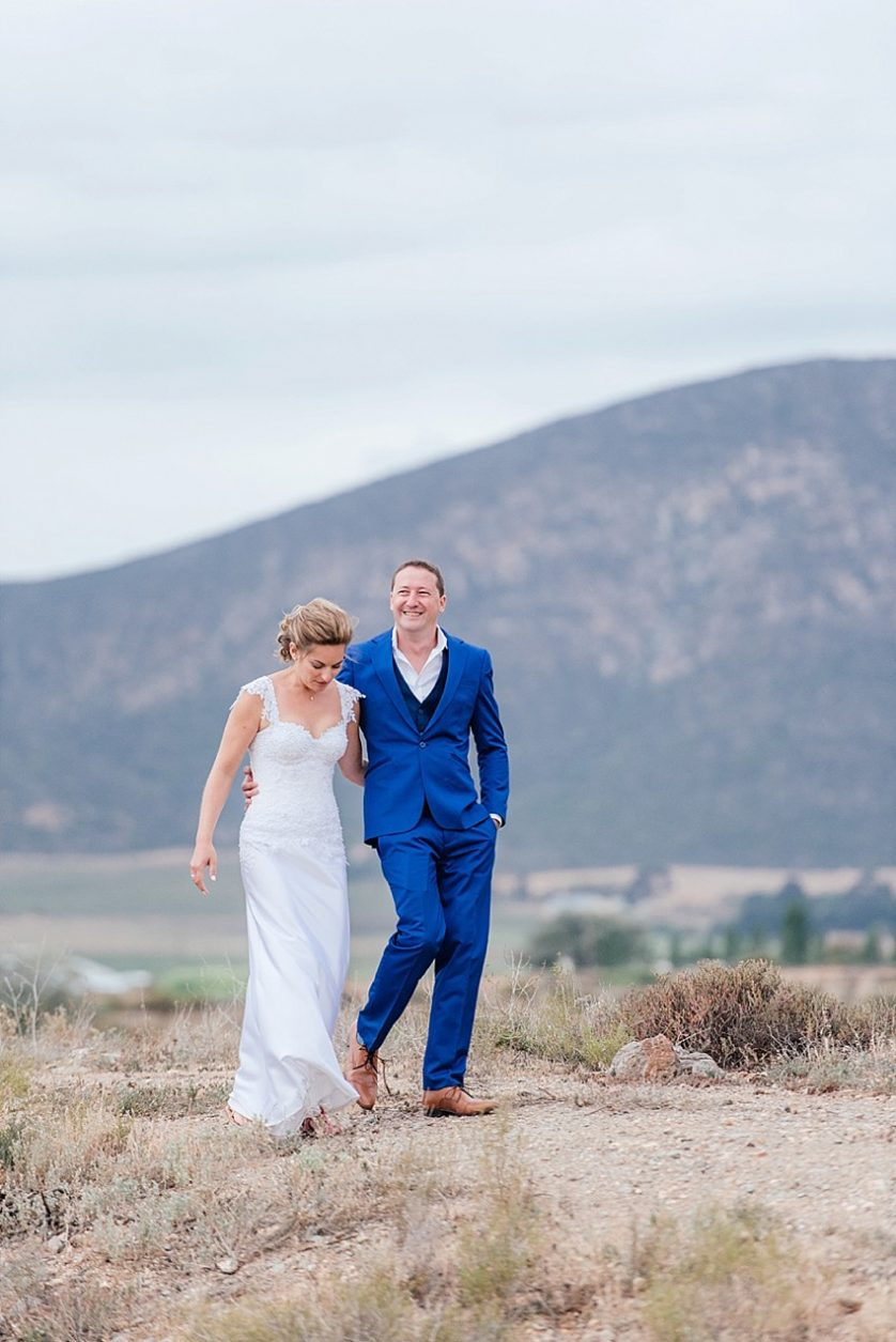 Pierre and Julie  Wedding – Graham Beck Wines