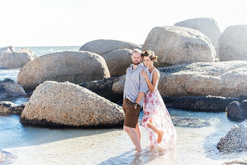 Inge and Mark – Camps Bay Engagement session